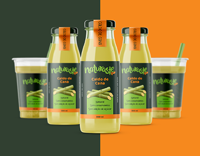 Naturaste // Juice Brand