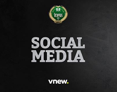 Social Media - Servus
