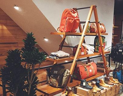 Bratpack Concept store Ximen Taipei, Taiwan