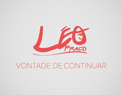 Lyrics Vontade de Continuar - Léo Prado