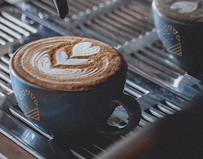 Café Preto Branding