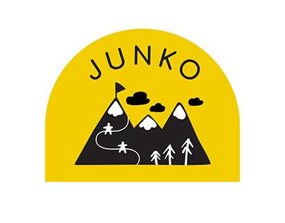 Visual Identity for Junko