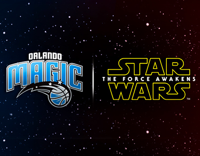 2015 Orlando Magic Star Wars Night