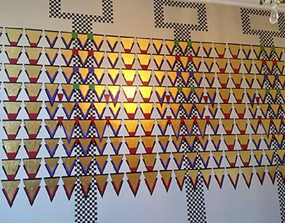 Mackintosh Inspired Pattern For JR Design