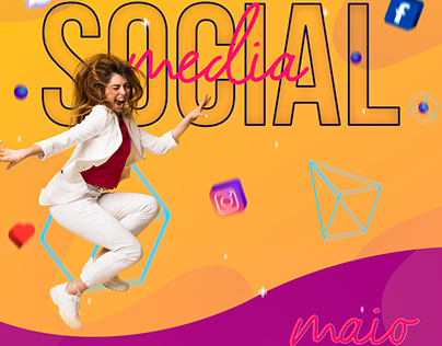 Social Media Bioexata - Maio/2019