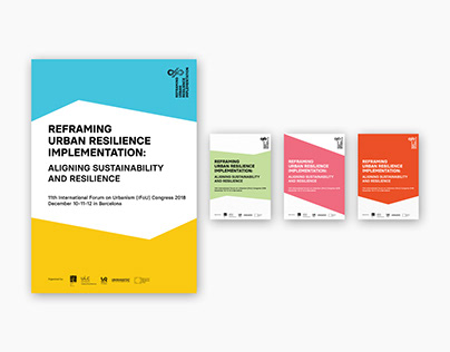 REFRAMING URBAN RESILIENCE IMPLEMENTATION · Branding