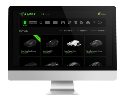 Razer - Shop2Shop