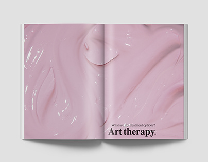 Art Therapy – Editorial Design