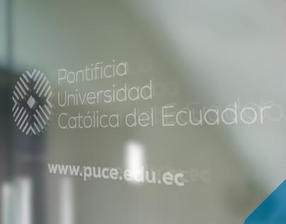 Rebranding Universidad Católica del Ecuador 2016