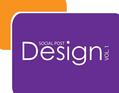 Social Post Design