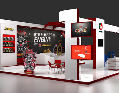 Exhibition Stall Designers In Karachi : Muhammad talha on behance