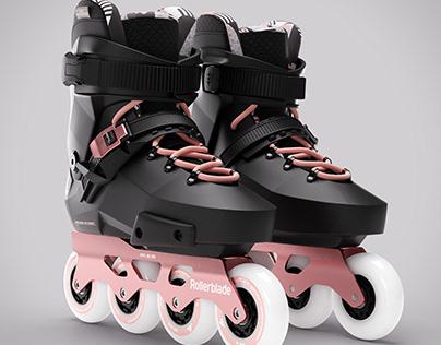 Rollerblade Twister Edge Edition # 3 W