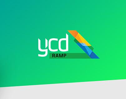 ycd - RAMP// landing page