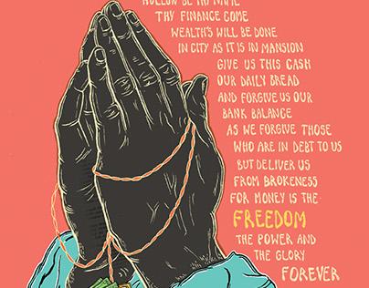 Hustler's prayer