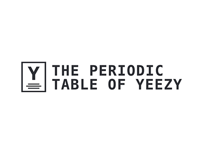 Periodic Table of Yeezy