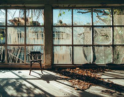 Ruins 04 / abandoned / Autumn daylight