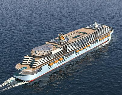 Alizée - Sustainable Cruise Ship