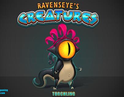 Ravenseye's Creatures