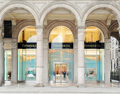 x TIFFANY & CO.
