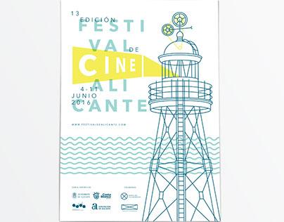 Propuesta 13 Edición Festival de Cine de Alicante