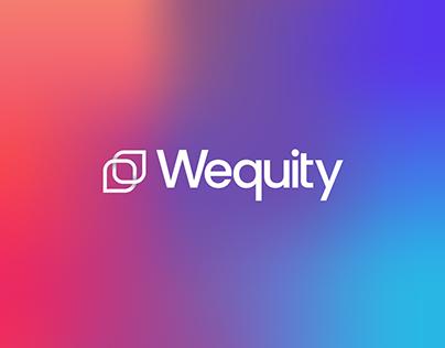 Wequity / Logo Redesign