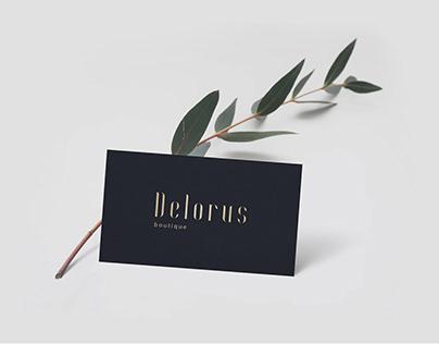Boutique logo design | Graphic design
