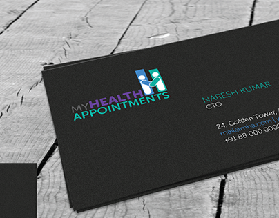 Logo & Branding - My Health Appointments