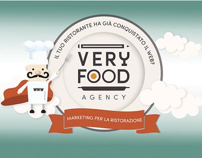 Very Food Agency - branding proposal