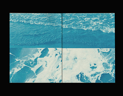 al borde del mar / zine