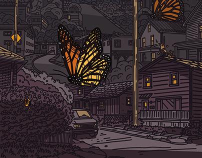 Urban Monarchs