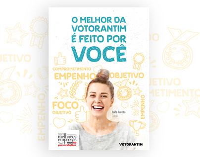 MELHORES EMPRESAS | Votorantim