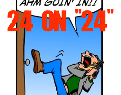 "24 on ""24"""