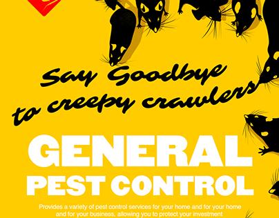 GENERAL PEST CONTROL