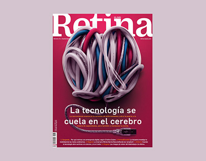 RETINA ELPAÍS #31 September 2020 - Art Direction
