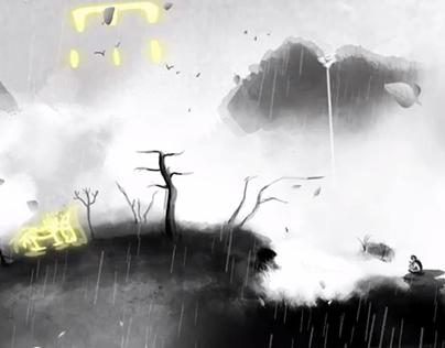 Estampe Vivante - Animation