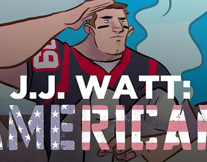The Ringer: JJ Watt