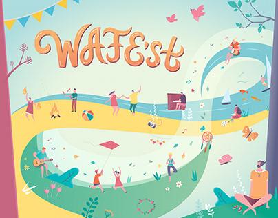 Design for WAFEst