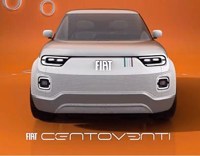 Fiat Concept Centoventi | Earth Hour 2019
