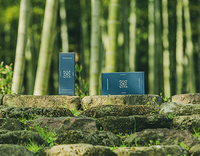 PRESS BUTTER SAND - Matcha Visual in Bamboo Forest