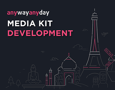 Media kit development
