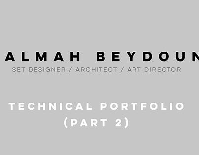 Technical Portfolio (Part 2)