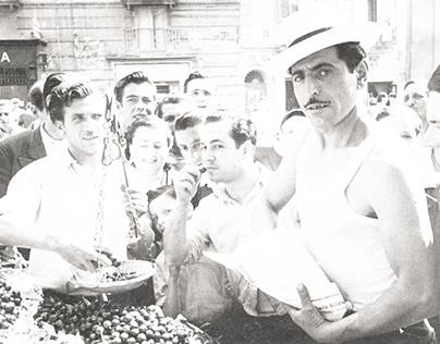 Sale e Pepe, Cuccina Italiana.