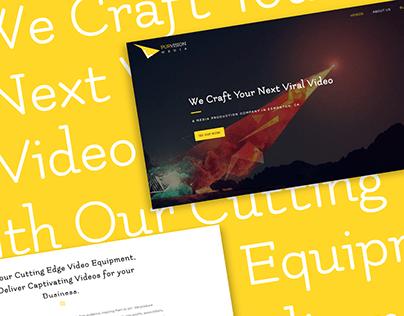 Purvision Media - Website Design
