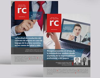 Covers de la Revista RC