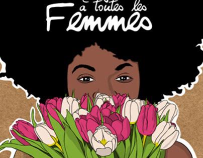 8Mars, Bonne journée à toutes les femmes