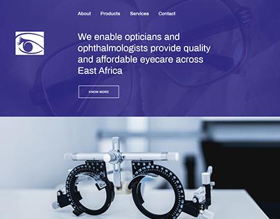 Eyequip website