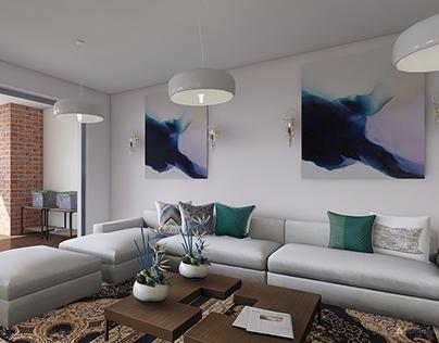 HOUSE DESIGN: LUXURY MEETS MODERN STYLE