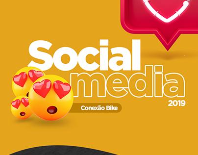 Social Media 2019 - Conexão Bike