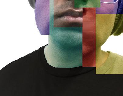 Fractalized Face
