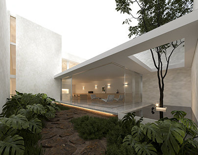 Jalpa House in Zacatecas, Mexico by Antonio Duo